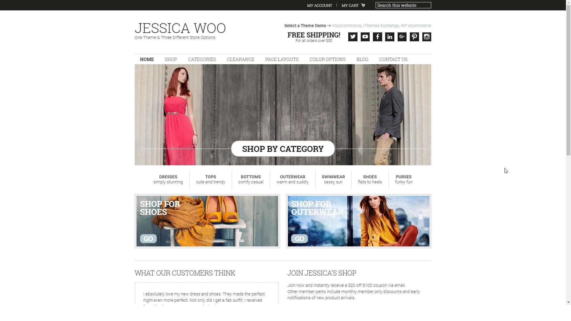 Jessica Theme