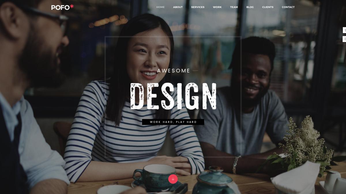 POFO Homepage