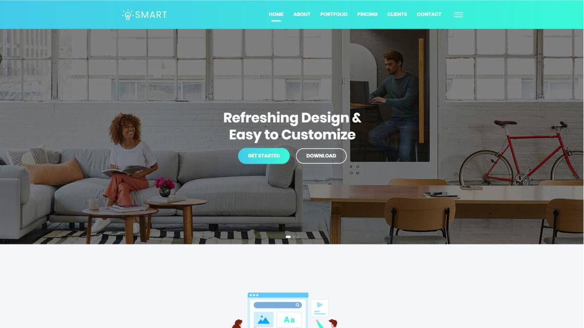 Smart Homepage