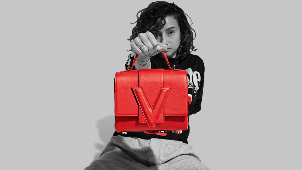 Valas Red Bag